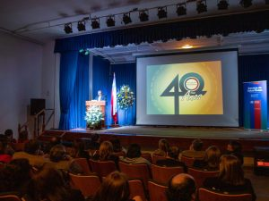 Aniversario 40