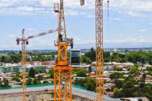 construcción en altura nuevo hospital regional de ñuble